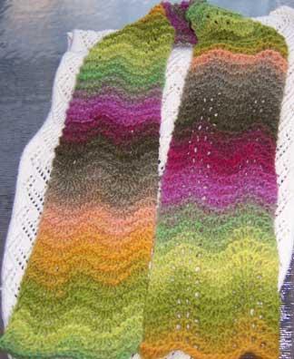 Warwick-scarf