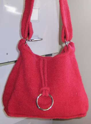 Felted-bag