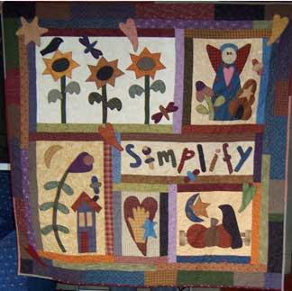 Simplify-quilt
