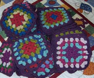 Granny-squares