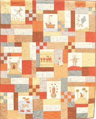 Boys-story-quilt