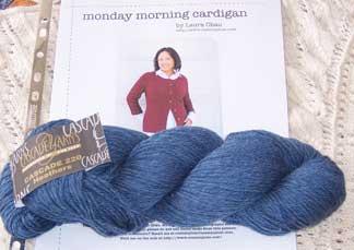 Cardigan-yarn