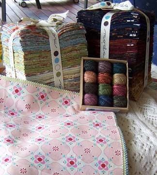 Aqm-fabric