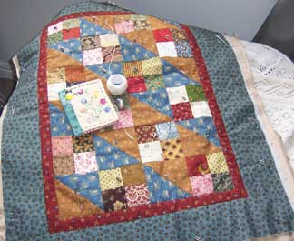 Dolly-quilt---quilting