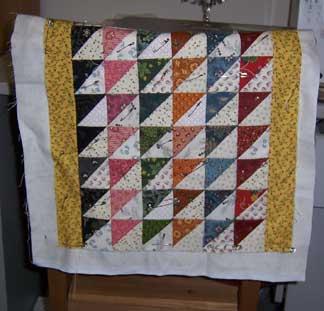 Strippy-triangles-quilt