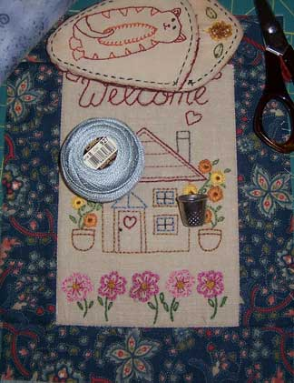 Welcome-quilting