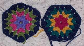 Hexagon-grannies