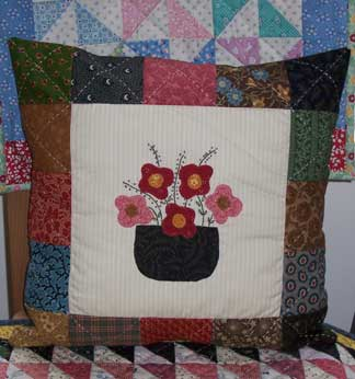 Cushion-finished