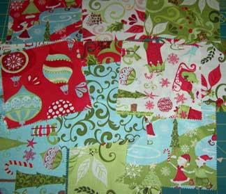 Christmas-fabric