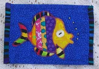 Postcard-fish