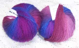 Scarf-wool