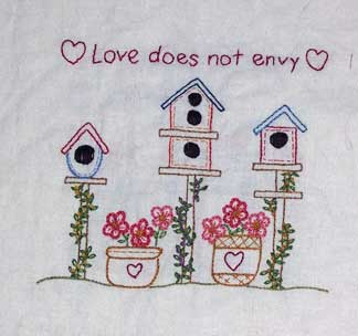 Love-does-not-envy