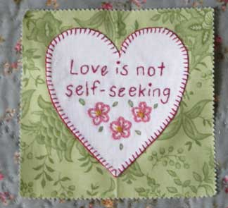 Love-is-not-self-seeking
