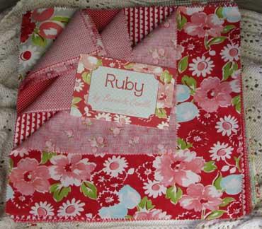 Ruby-fabric