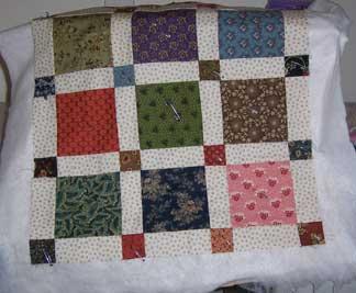 Scrap-squares---quilting