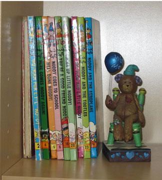 Noddy-books