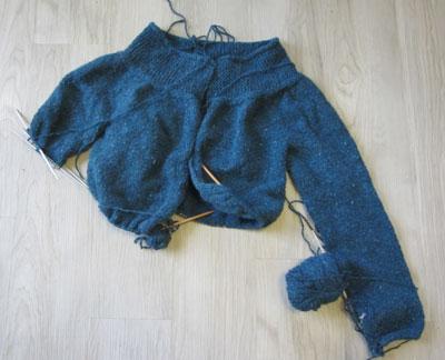 Knitting-wip