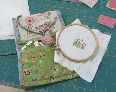 Summertime-stitcheries