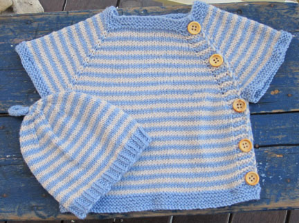 Baby-knitting-finished
