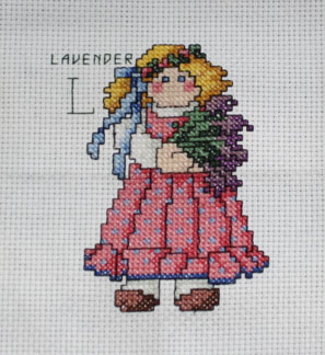Cross-stitch---l-for-lavend
