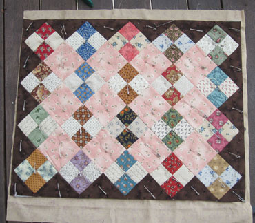 Pink-patches-doll-quilt---q
