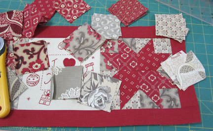 Christmas-quilt---pieced-bo