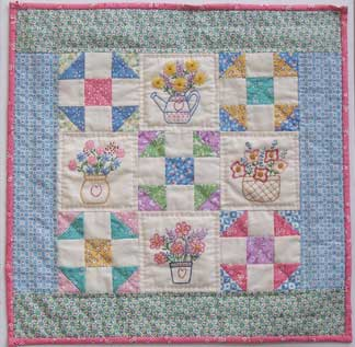 Pretty Little Quilt