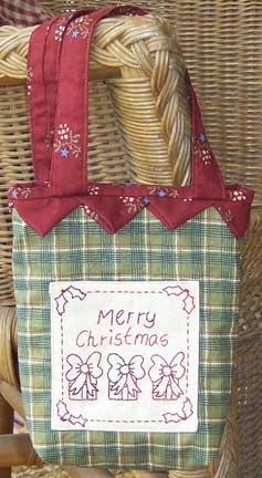 Merry Christmas Bag