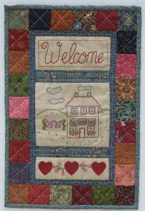 The Quilter's Home