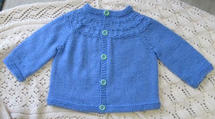 026caa2c4cda My projects  Seamless Yoked Baby Sweater