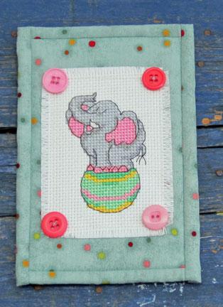 Postcard---circus
